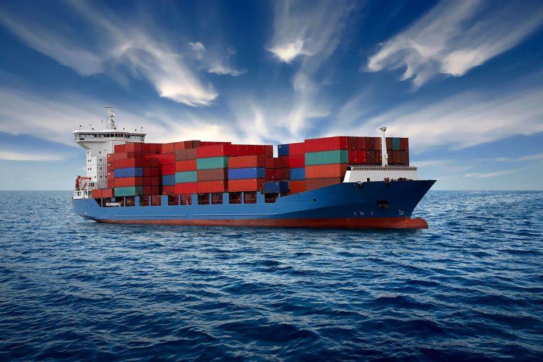 морская доставка китай