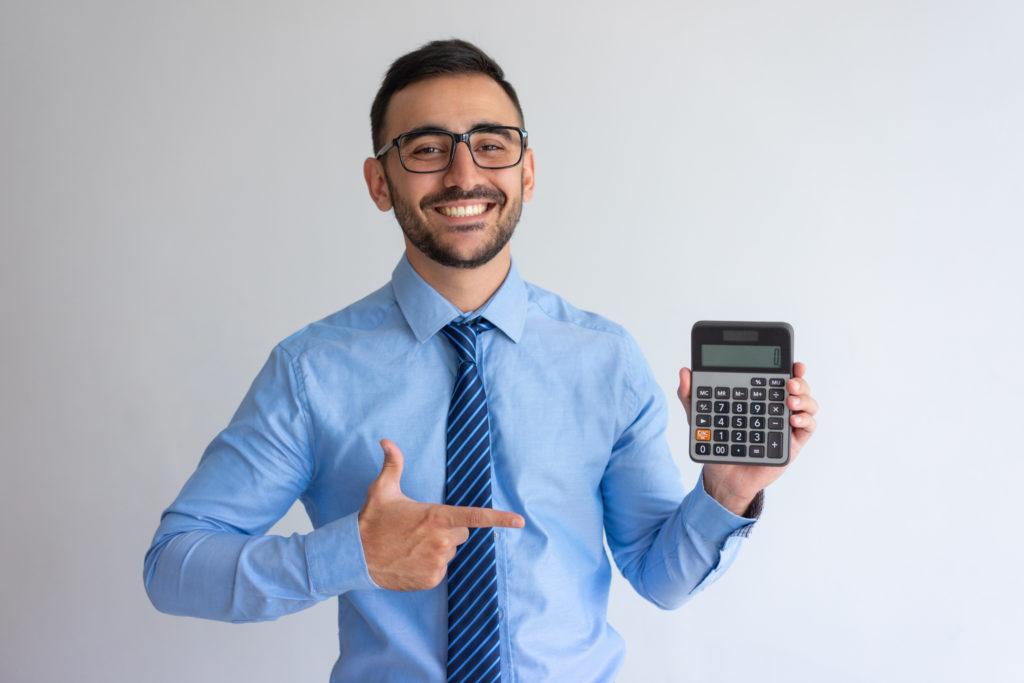 калькулятор объема
