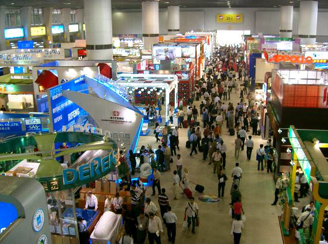 кантонская выставка в Гуанчжоу 2019