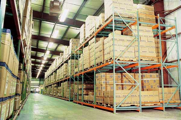 Хранение груза на складе