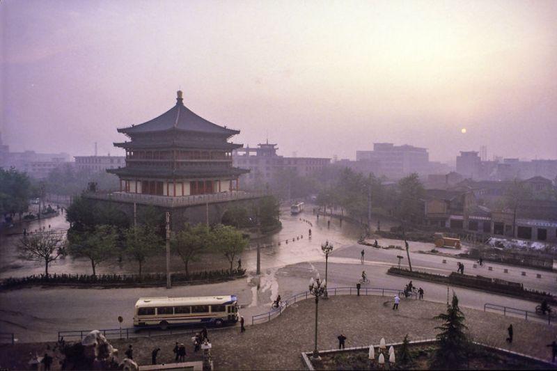Китай 40 лет назад