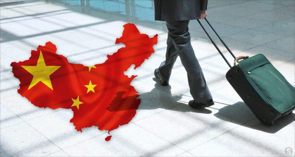 Бизнес-поездка в Китай