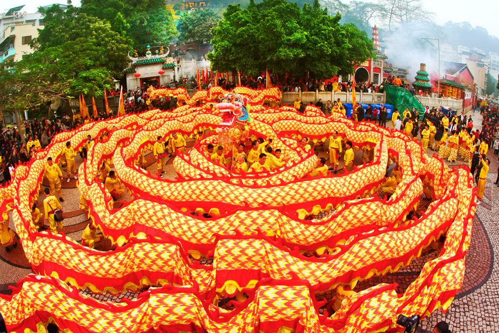 туры в Китай на Новый год