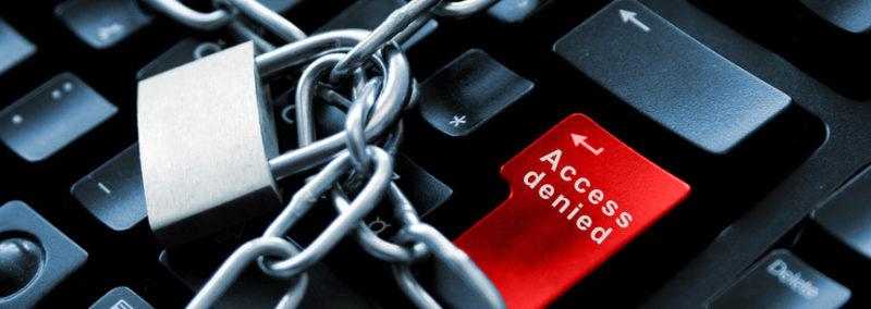 ограничение интернета в Китае