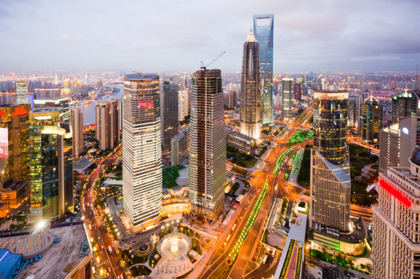 Китай 40 лет после реформы