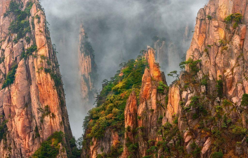 туристические места Китая