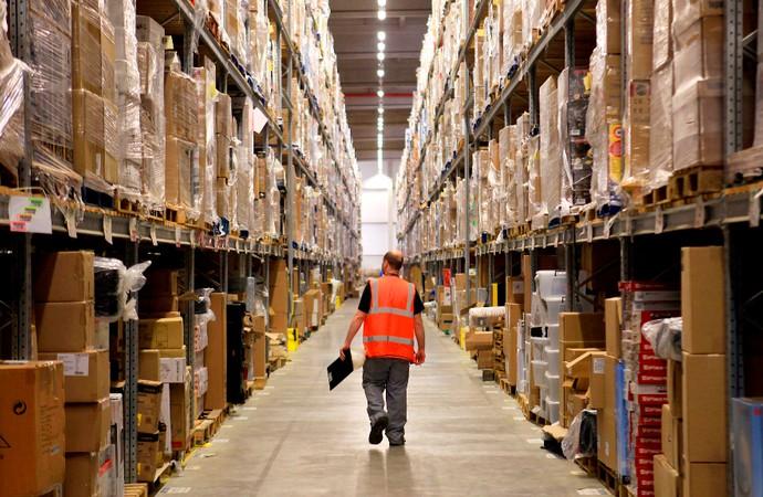 процесс доставки товара из Китая