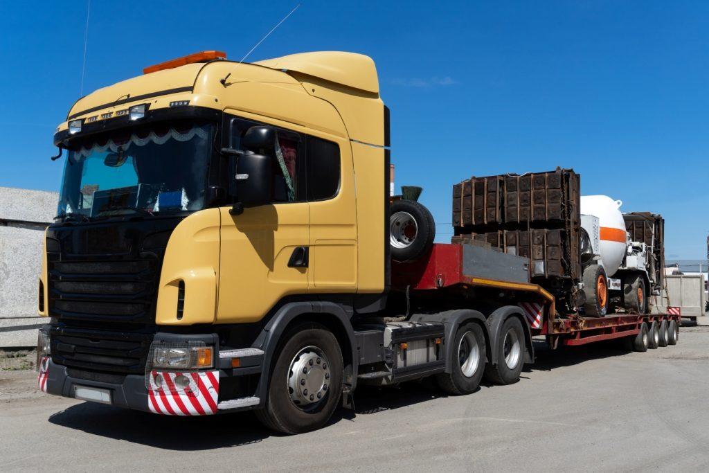 замовити перевезення великогабаритних вантажів