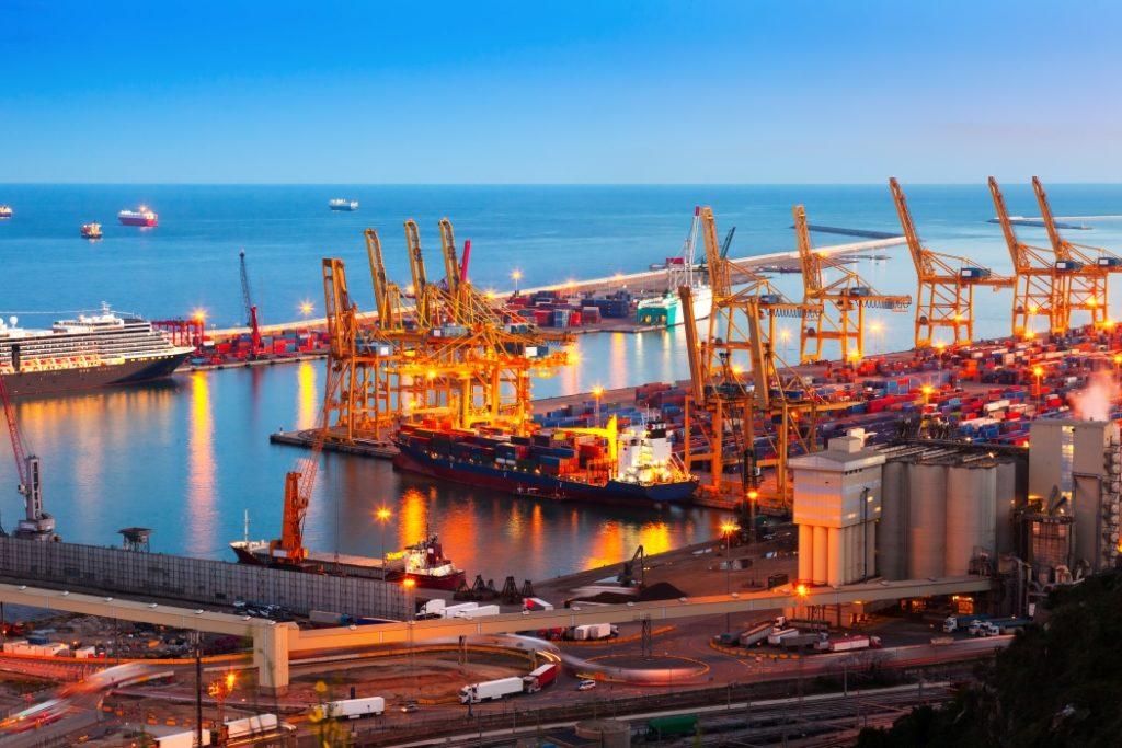 доставка сборных грузов морем