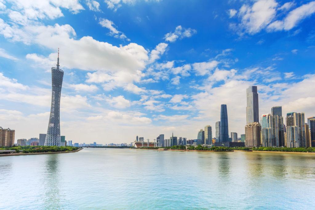 бизнес поездка в Китай