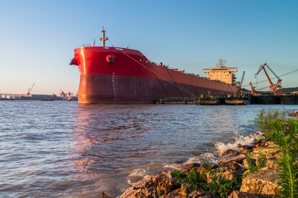 международние перевозки морем