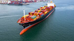 контейнерні перевезення по морю