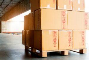упаковка вантажу для перевезення