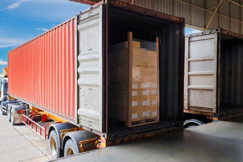 правила навантаження вантажів