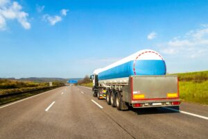 особливості перевезення наливних вантажів