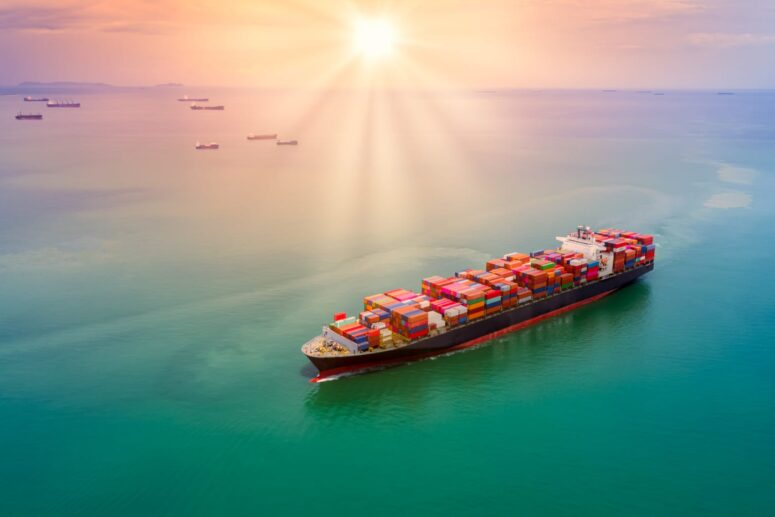 морская контейнерная линия